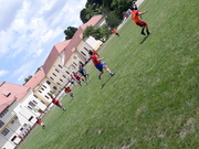 Fotbal pe teren redus
